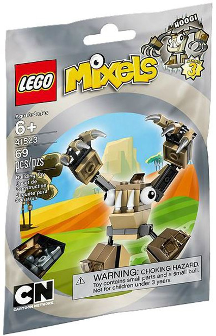 LEGO Mixels Series 3 HOOGI Set #41523