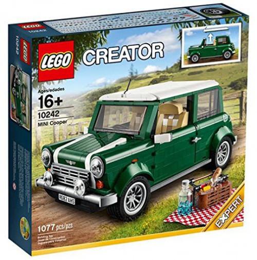 LEGO Vehicles Mini Cooper MK VII Exclusive Set #10242