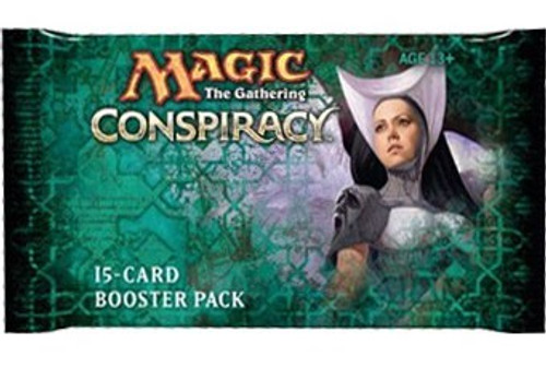 MtG Trading Card Game Conspiracy Booster Pack