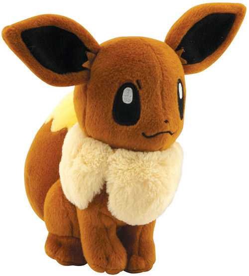 Pokemon XY Evolutions Eevee 8-Inch Plush