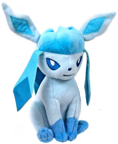 Pokemon XY Evolutions Glaceon 8-Inch Plush