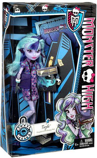 Monster High Scaremester Twyla 10.5-Inch Doll