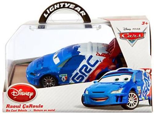 Disney / Pixar Cars Raoul Caroule Exclusive Diecast Car