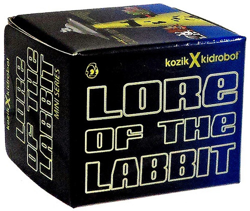 Lore of the Labbit Vinyl Mini Figure 1.5-Inch Mystery Pack