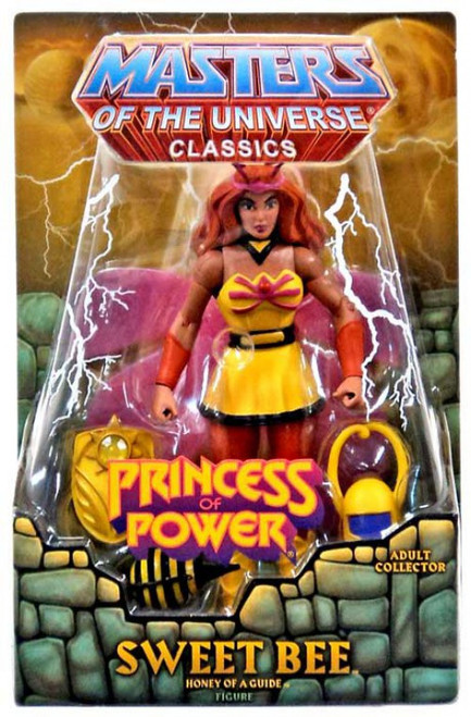 Masters of the Universe Classics Club Eternia Sweet Bee Exclusive Action Figure [Princess of Power]