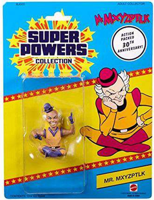 DC Universe Super Powers 30th Anniversary Classics Mr. Mxyzptlk Exclusive Action Figure