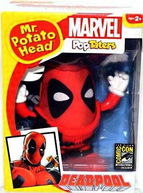 Marvel Deadpool Mr. Potato Head Dead Peel Exclusive Figure
