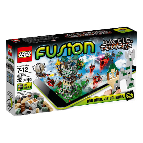 LEGO Fusion Battle Towers Set #21205