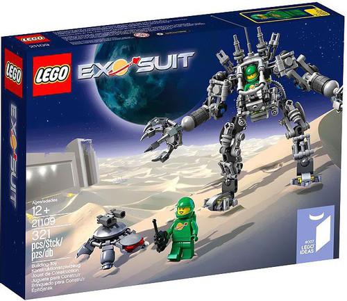 LEGO Ideas Exo Suit Set #21109