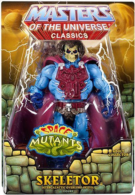 Masters of the Universe Classics Space Mutants Skeletor Exclusive Action Figure [Intergalactic]