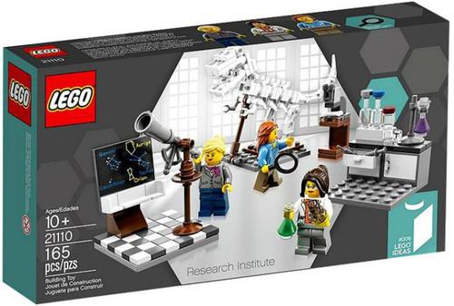 LEGO Ideas Research Institute Set #21110