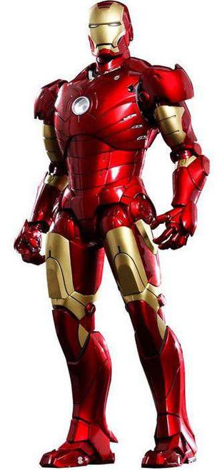 Movie Masterpiece Iron Man Collectible Figure [Mark III]