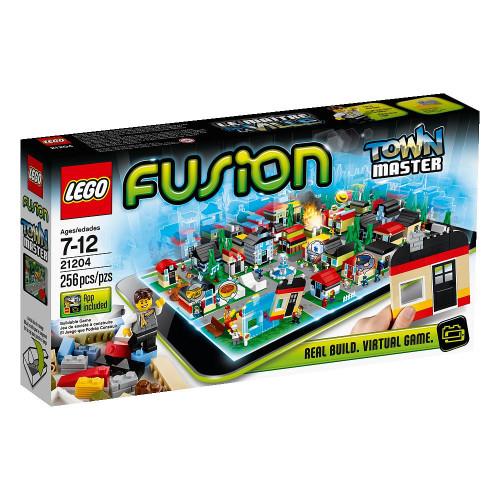 LEGO Fusion Town Master Set #21204
