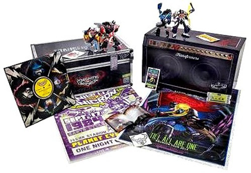 Transformers 30th Anniversary Knights of Unicron Exclusive Action Figure Set
