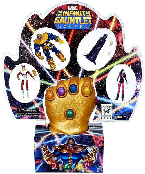 Marvel THE INFINITY GAUNTLET Exclusive Action Figure Set