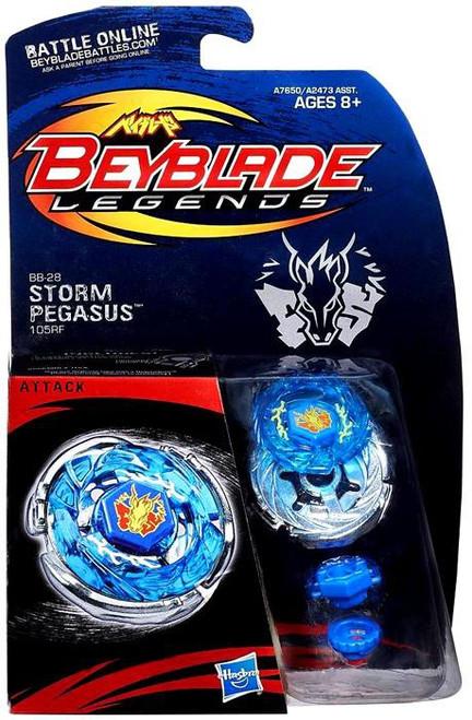 Beyblade Legends Storm Pegasus Starter Set BB-28
