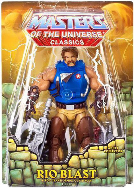 Masters of the Universe Rio Blast Exclusive Action Figure
