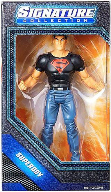 DC Universe Club Infinite Earths Signature Collection Superboy Exclusive Action Figure