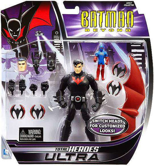Total Heroes Ultra Batman Beyond Exclusive Action Figure