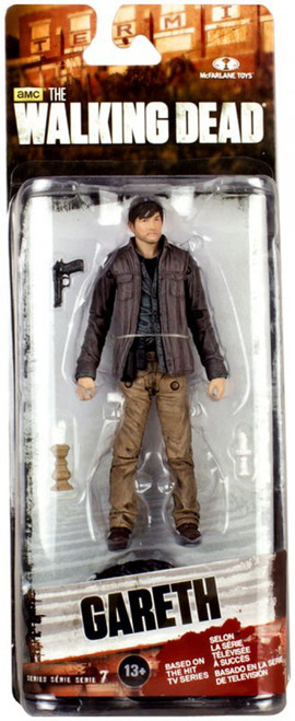 McFarlane Toys The Walking Dead AMC TV Series 7 Gareth Action Figure
