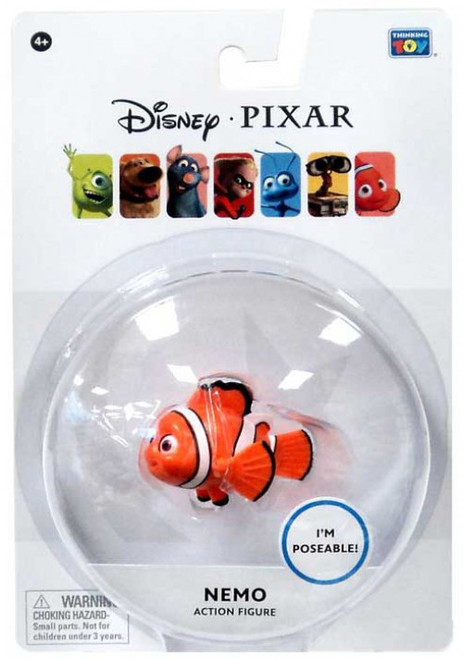 Disney / Pixar Finding Nemo Nemo Action Figure