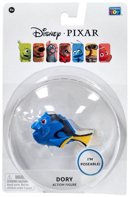 Disney / Pixar Finding Nemo Dory Action Figure