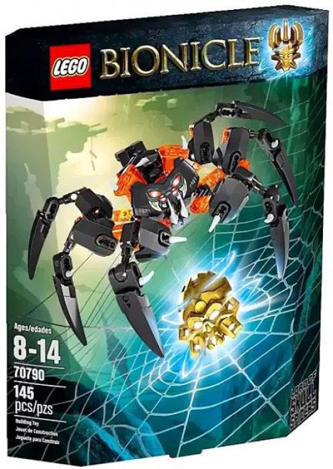 LEGO Bionicle Lord of Skull Spiders Set #70790