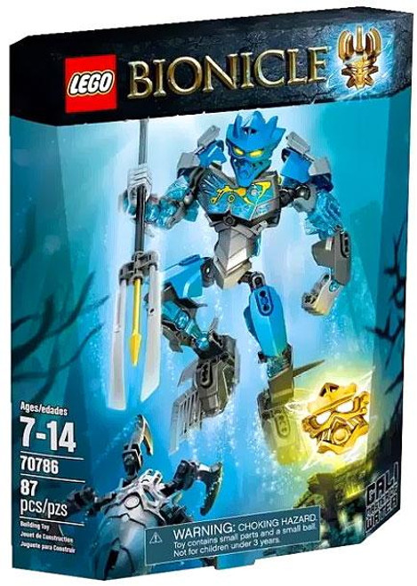 LEGO Bionicle Gali Master of Water Set #70786