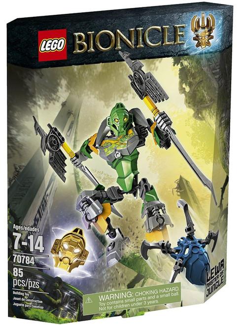 LEGO Bionicle Lewa Master of Jungle Set #70784