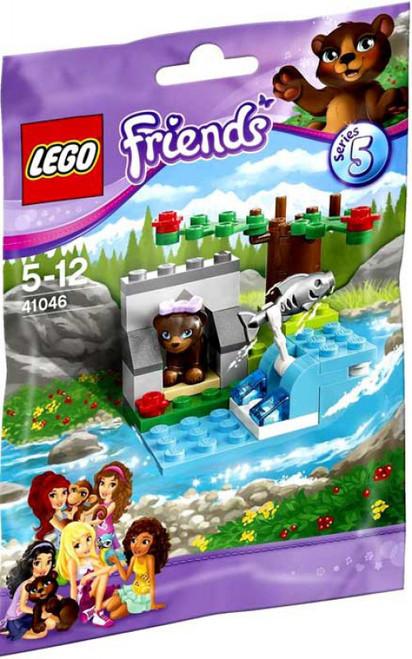 LEGO Friends Brown Bears River Set #41046