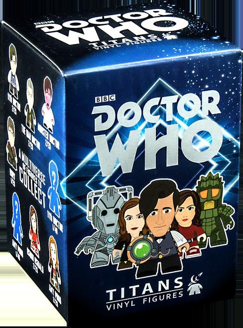 Doctor Who Series 4 Mini Vinyl Figure Mystery Pack