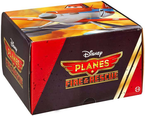 Disney Planes Fire & Rescue Diecast Vehicle 8-Pack