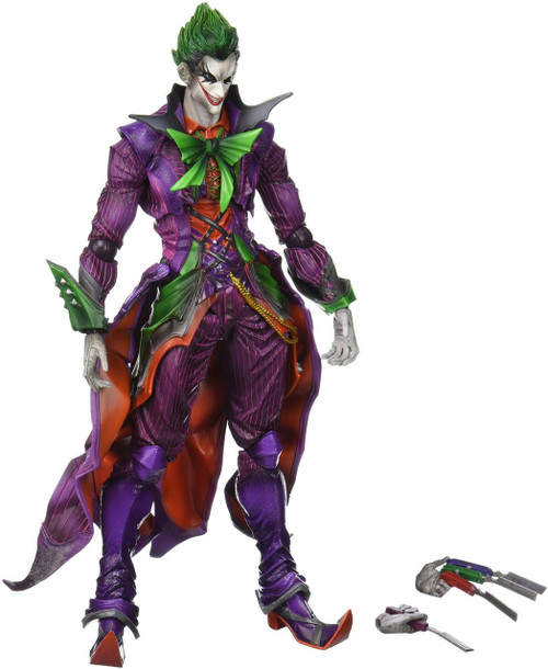 DC Play Arts Kai Variant The Joker Action Figure #12