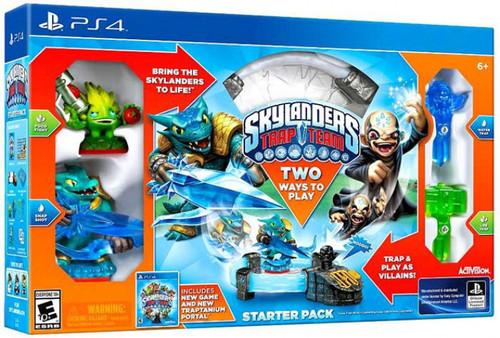 Skylanders Trap Team Playstation 4 [PS4] Starter Pack