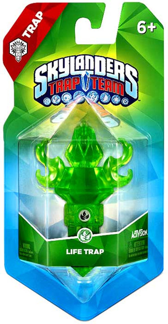 Skylanders Trap Team Life Torch Trap [Emerald Energy]