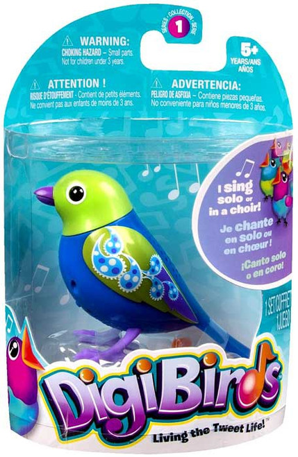 DigiBirds Jade Single Pack