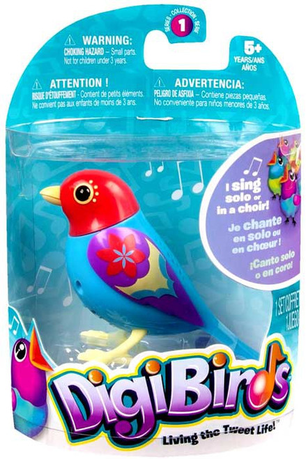 DigiBirds Flora Single Pack