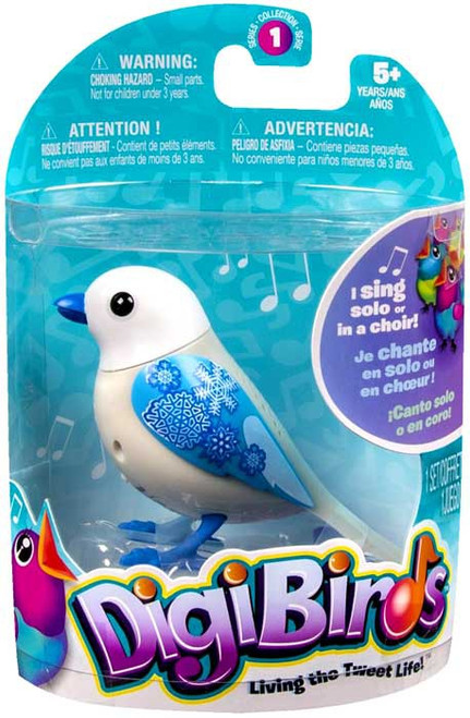 DigiBirds Snowflake Single Pack