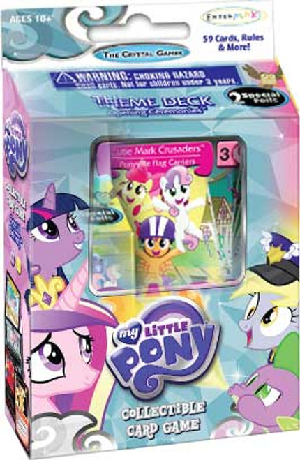 My Little Pony Friendship is Magic The Crystal Games Opening Ceremony Theme Deck