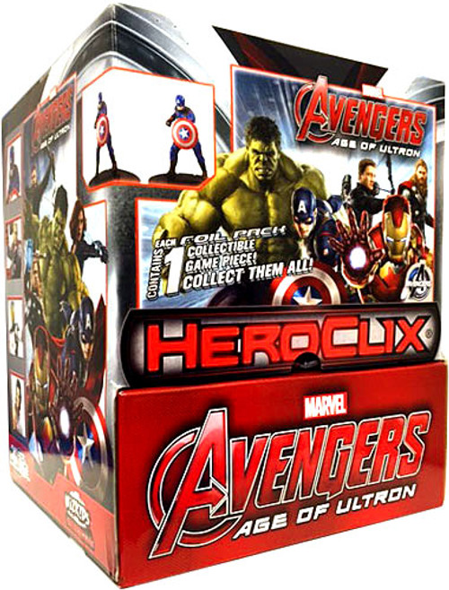 Marvel Dice Masters Age of Ultron Gravity Feed Booster Box [90 Packs]