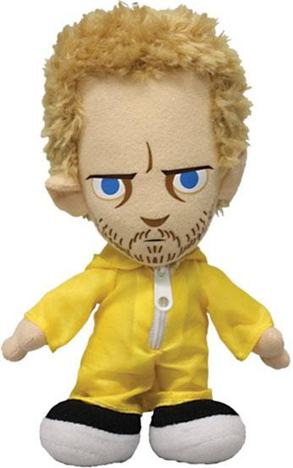 Breaking Bad Jesse Pinkman 8-Inch Plush [Yellow Hazmat Suit]