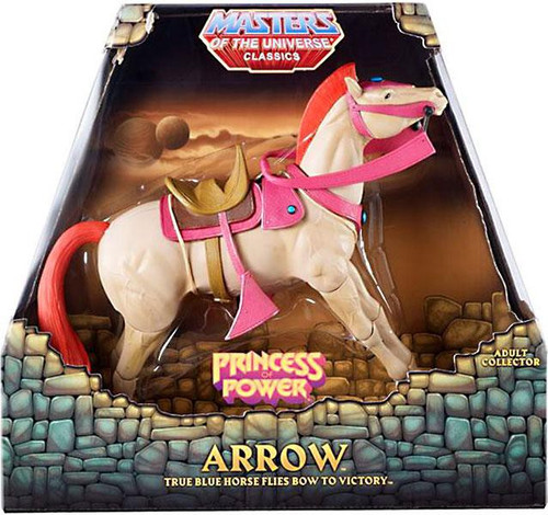Masters of the Universe Classics Club Eternia Arrow Exclusive Action Figure [Princess of Power]