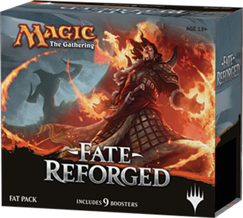 MtG Trading Card Game Fate Reforged Fat Pack