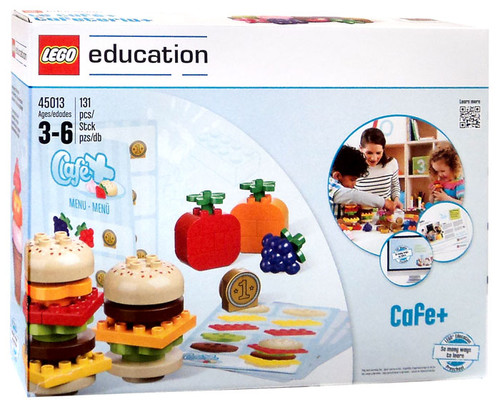 LEGO Education Cafe+ Set #45013