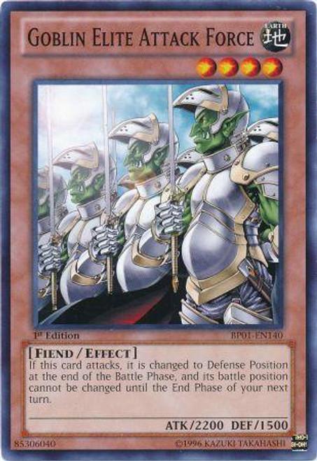 YuGiOh Battle Pack: Epic Dawn Starfoil Goblin Elite Attack Force BP01-EN140