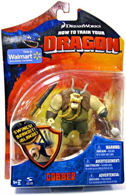 How to Train Your Dragon Gobber Exclusive Action Figure [Loose]