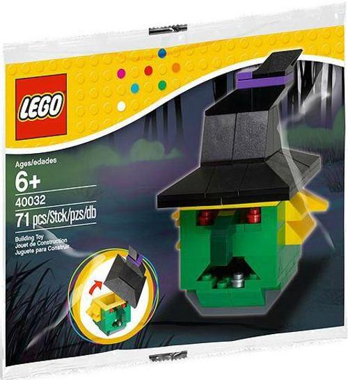 LEGO Witch Mini Set #40032 [Loose]