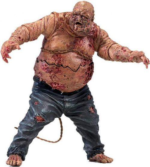 McFarlane Toys The Walking Dead AMC TV Series 2 Well Zombie Action Figure [Damaged Package]