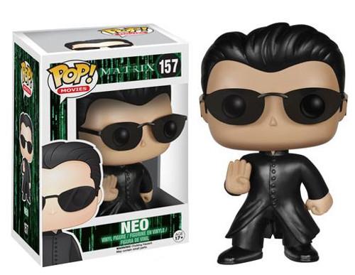 Funko The Matrix POP! Movies Neo Vinyl Figure #157