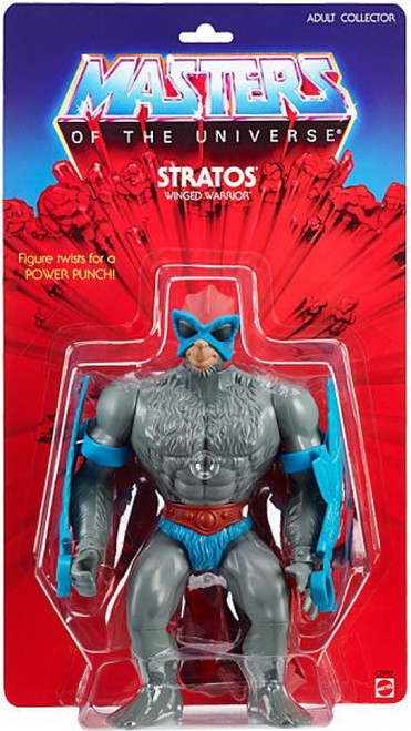 Masters of the Universe Stratos Exclusive GIANTS Action Figure